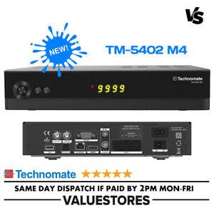 Technomate TM-5402 M4 Full HD 1080p High Definition Digital Satellite Receiver