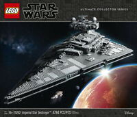 LEGO 75252, Star Wars UCS Imperial Star Destroyer, NEW IN BOX~~Mint Condition