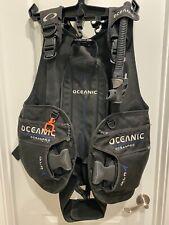 Oceanic Ocean Pro QLR 4 BCD Size L Scuba Gear