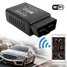WIFI ELM327 OBD2 Auto Car Scanner Adapter OBDII Dignostic Tool for iOS Android