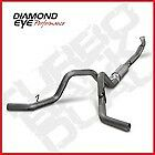"04.5-07 Diamond Eye Dodge 5""- 4"" Turbo Back  Dual Exhaust System AL"