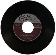 "ELLIS 'SLOW' WALSH  ""NEW ORLEANS IS MY HOME""     R&B     LISTEN!"