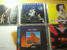 Ian Gillan [6 CD Alben] LIVE Morocco Child in Time Double Trouble / Deep Purple