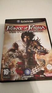 Prince of Persia - The Two Thrones - Nintendo GameCube