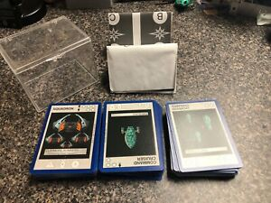RARE Star of the Guardians CCG starter deck 150 cards, plus instructions