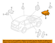 HONDA OEM CR-V Airbag Air Bag-RCM SDM ACM Restraint Control Module 77960T0AA21