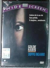 Doppio inganno (1991) DVD 1° Ed. Warner Italiana Widescreen Disney SIGILLATO OOP