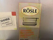 New Old Stock Rösle Kitchen Paper Towel Holder $149
