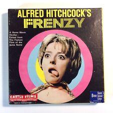 Vintage 8mm Super 8 Sound Movie FRENZY Hitchcock