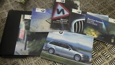 BMW E46 3 series touring: Handbook and manuals