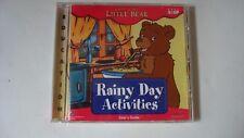 Maurice Sendak's Rainy Day Activities CD-ROM 1999 Creative Wonders Ages 3 & Up