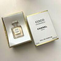 Chanel COCO MADEMOISELLE eau de parfum micro miniature 1,5 ml - 0.05 oz VIP GIFT