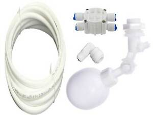 Automatic SHUT OFF KIT for Aquariums, Reverse Osmosis Filters & Window Cleaning