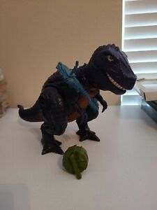 Vintage He-Man Tyrantisaurus Dinosaur T-Rex Masters Of The Universe Complete!!