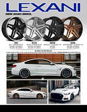 "22"" Lexani EKKO Alloy Wheels - Range Rover Sport Audi Q8"