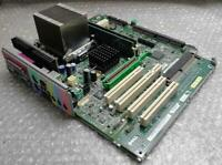 Dell 08P283 8P283 Optiplex GX240 Placa Base Completo con Bp CPU & Disipador