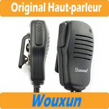 Wouxun Original Speaker Microphone Haut-parleur UV6D UV2D UV3D UV5D UVD1P Radio
