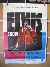 A2537 ELVIS SHOW así es como es ELVIS PRESLEY