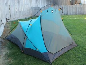 North Face Firefly Tent, Over-sized 2-Person, 3-Season, No-Hitch-Pitch (NHP)
