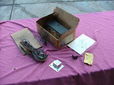 1965-66 Ford Studiosonic Sound System reverb unit, NOS! C6AZ-18875-A