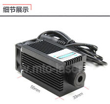 Focusable 405nm 500mW Blue/violet semiconductor laser Module with fan cooling
