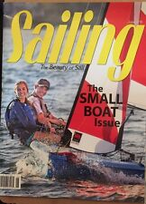 Sailing Small Boat Issue Beauty Of Sail Electrical Tech June 2015 FREE SHIPPING!