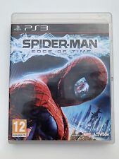 Spiderman Edge Of Time PS3 Playstation 3