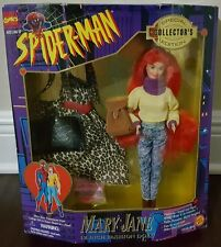 """Mary Jane 12"""" Inch Special Collectors Doll 95 Spider-Man"""