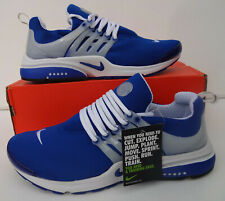 Nike Air Presto Men's Blue Trainers Running Shoes Sneakers Shox - Sizes 7 to 11
