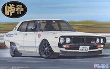 FUJIMI 04606 Nissan Skyline GT-X GC110 (Tohge-16) in 1:24