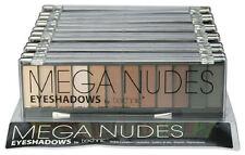 Technic Mega Nude Eyeshadow Palette-opaca naturale Trucco Smokey Eyes Browns