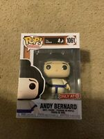 Funko Pop! The Office ANDY BERNARD (SUMO WRESTLING)! Target Exclusive! New! #106