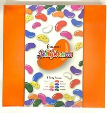 Gourmet Jellybeans Jelly Beans Gift Box 8 Eight Assorted Fruity Flavours Sweets