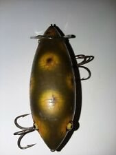 Vintage Heddon Baby Crab Fishing Lure