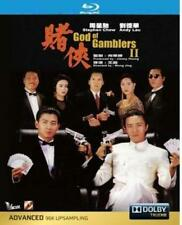 God of Gamblers II Region FREE Blu-ray 1990 Stephen Chow Action Adventure