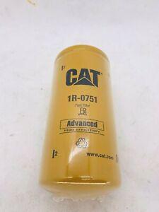 New Caterpillar CAT 1R-0751 Fuel Filter  1R0751