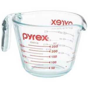 Pyrex Measuring Jug, 1 Cup (250mL)