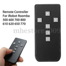 Black Remote Controller For iRobot Roomba 500 600 700 800 610 620 650 770