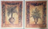 Set of 2 Art Print on Paper - Natura Bella & Paragon by Shari White 13''X17''