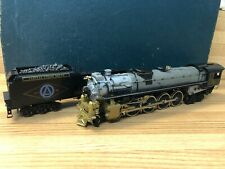 PFM Crown Fujiyama Brass RF&P 4-8-4 Steam Locomotive