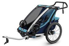 Thule Chariot Cross 1 Blue/Poseidon Kinderanhänger Fahrradanhänger für 1 Kind