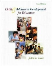 Child and Adolescent Development for Educators with Free Making the Grade CD-ROM