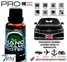 1X PRO 9H Hardness Nanotech Super Hydrophobic Permanent Ceramic Car Coating UK