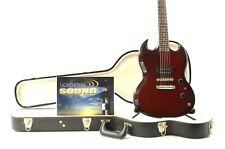 1993 Gibson All-American SG-I Electric Guitar - Dark Wine Burst w/Gibson Case
