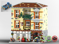 Modular Florist - PDF Instructions Manual (V2) - Compatible with LEGO
