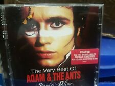 Adam & The Ants -The Very Best Of (Stand & Deliver CD/DVD SONY  82876897532 )