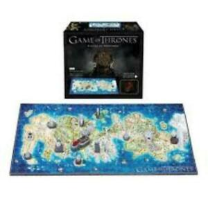 4D Cityscape Jigsaw - Game of Thrones Mini Westeros (350pc+)