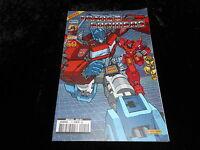 Transformers 1 Panini comics juin 2011