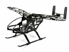 Glass Fiber Bicopter Multicopter Rotor Frame FPV Avatar, V-22 Osprey style