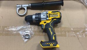 """New DEWALT DCD998B 20V 20 VOLT Brushless 1/2"""" Drill/Hammerdrill Power Detect"""